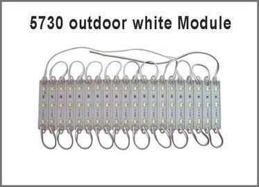 China 20pcs LED Lighting Module 5730 SMD Waterproof IP66 Led Backlight for Signage Mini led module distributor