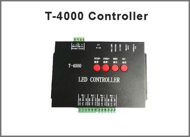 China 5V-24V T-4000 RGB Controller for fullcolor led light distributor