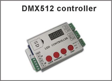 China RGB Controller DMX512 control RGB LED light for fullcolor led light programmable control DMX512 1903 2801 6803 distributor