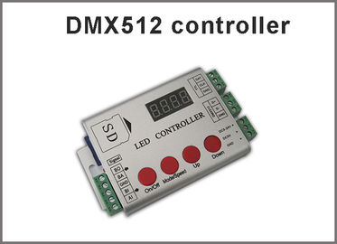 China RGB controller DMX512 Control rgb led light fullcolor led programmable light distributor