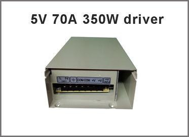 China 350W led adapter 220V input 5v output 70A 350W LED Driver distributor