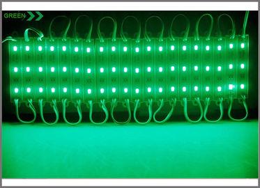 China 20pcs/lot Green Mini LED backlight module 5730 SMD Waterproof IP67 Light Lamp distributor