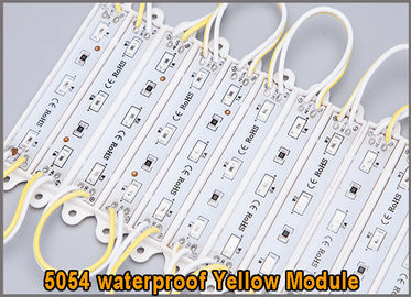 China Waterproof 5054 module of yellow chain 12v led lamp advertising lighting Sign Led Backlights For Channel Letter distributor