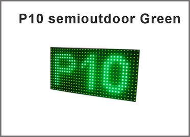 China 5V P10 led display module led screen panel 320*160 semioutdoor display board distributor