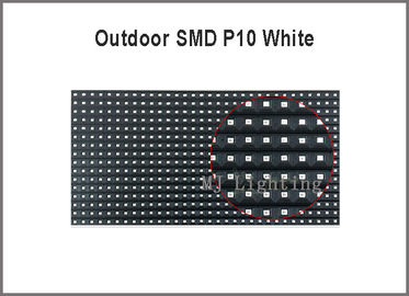 China Outdoor P10-SMD white color  panel light for outdoor advertising message distributor