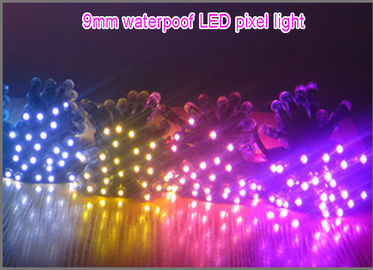 China 9mm 5V or 12v leds single colors advertising signs distributor