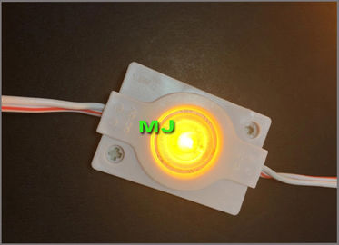 China 1.5W LED modules light 12V yellow modoles led channel letters factory