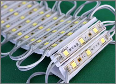 China 5730 SMD LED Modules for led illuminated channel letters red green blue yellow white distributor