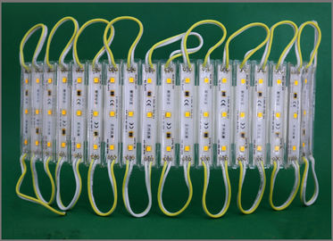 China SMD 5730 Modules Super Bright Single Color and RGB LED Module String Lights For Advertising Lighting distributor