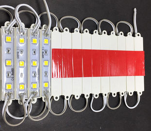 China White 12V SMD 5050 LED Modules For Sign Letters LED Backlight Outdoor Advertising modules CE ROHS distributor