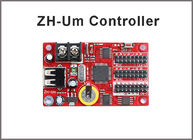 5V ZH-Um USB port controller card display screen led module control system Multi-area Display Asynchronous