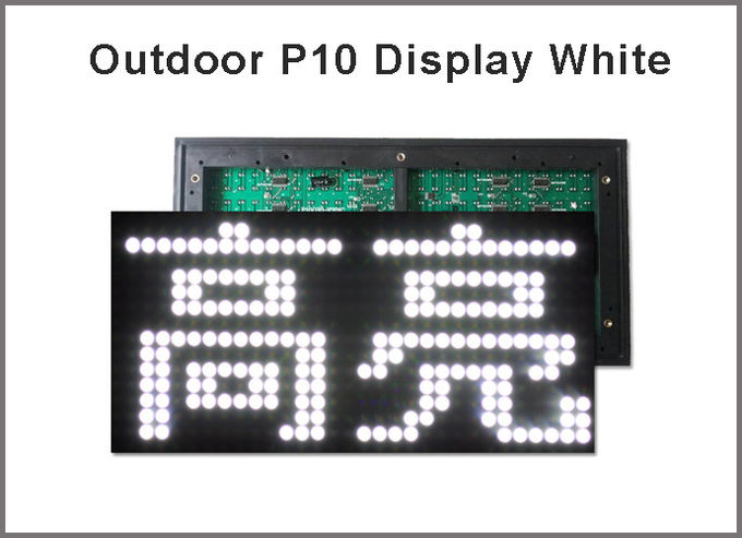 Outdoor led module p10 outdoor led display module 320*160mm p10 led module red green blue yellow white