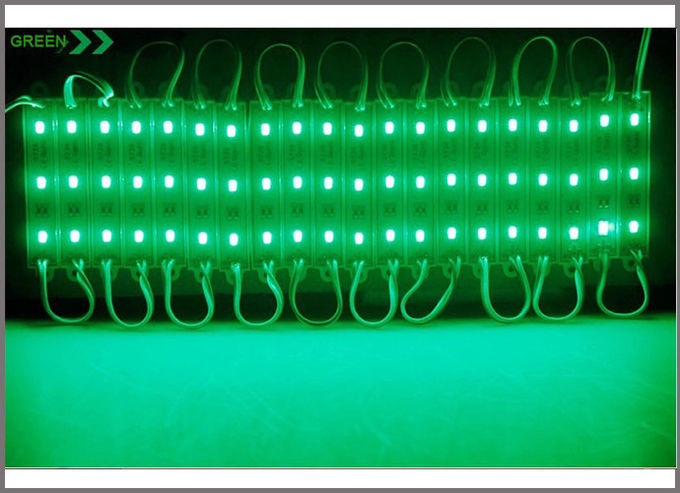 5730 Pixel LED module light green color led advertising channel letters