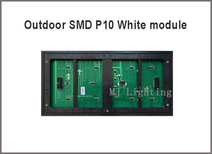 Outdoor SMD P10 led display screen P10 panel light for outdoor advertising message