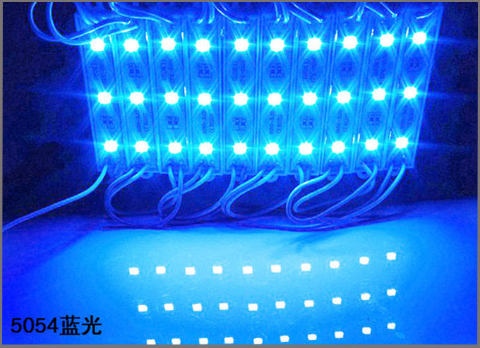 5054 LED module 3LED light 12V epoxy modules  for advertising signs channel letters